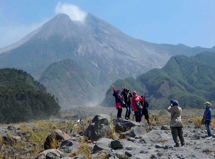 Wisata Gunung Merapi Jogja