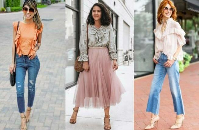 10 Inspirasi Gaya Pakaian Simpel, Feminim dan Girly