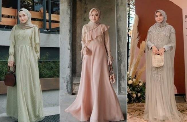 Inspirasi Model dan Style Gaun Pesta